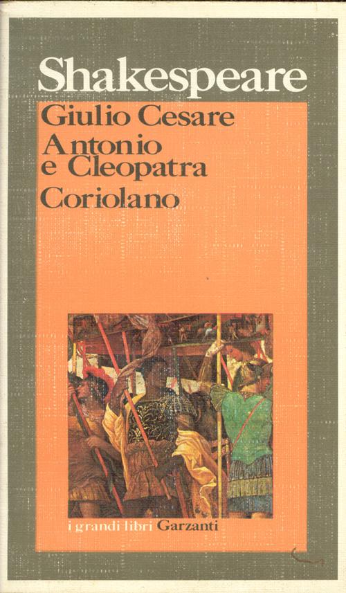 Giulio Cesare - Anto...