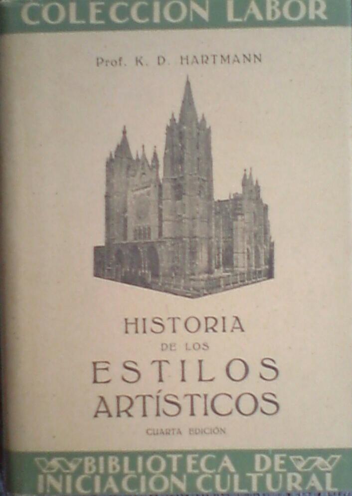 Historia de los estilos artísticos