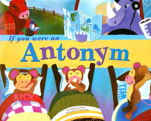 If You Were an Anton...