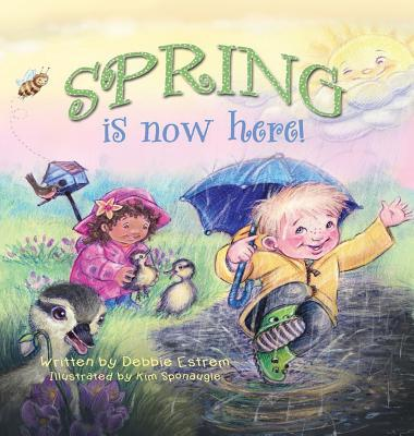 Spring is now here!