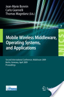 Mobile Wireless Middleware