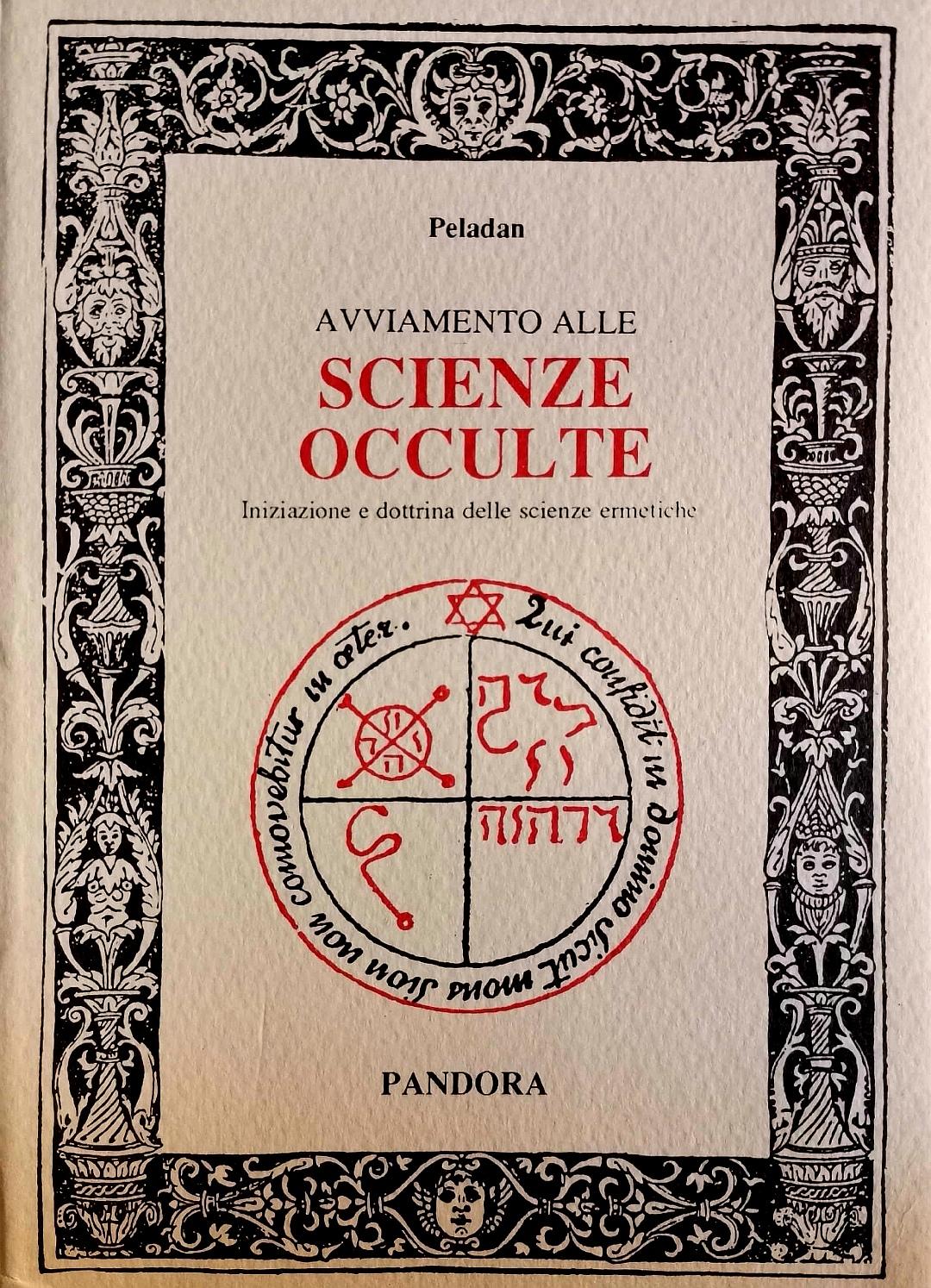 Avviamento alle scienze occulte