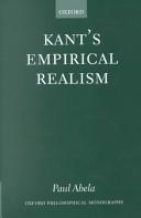 Kant's Empirical Realism