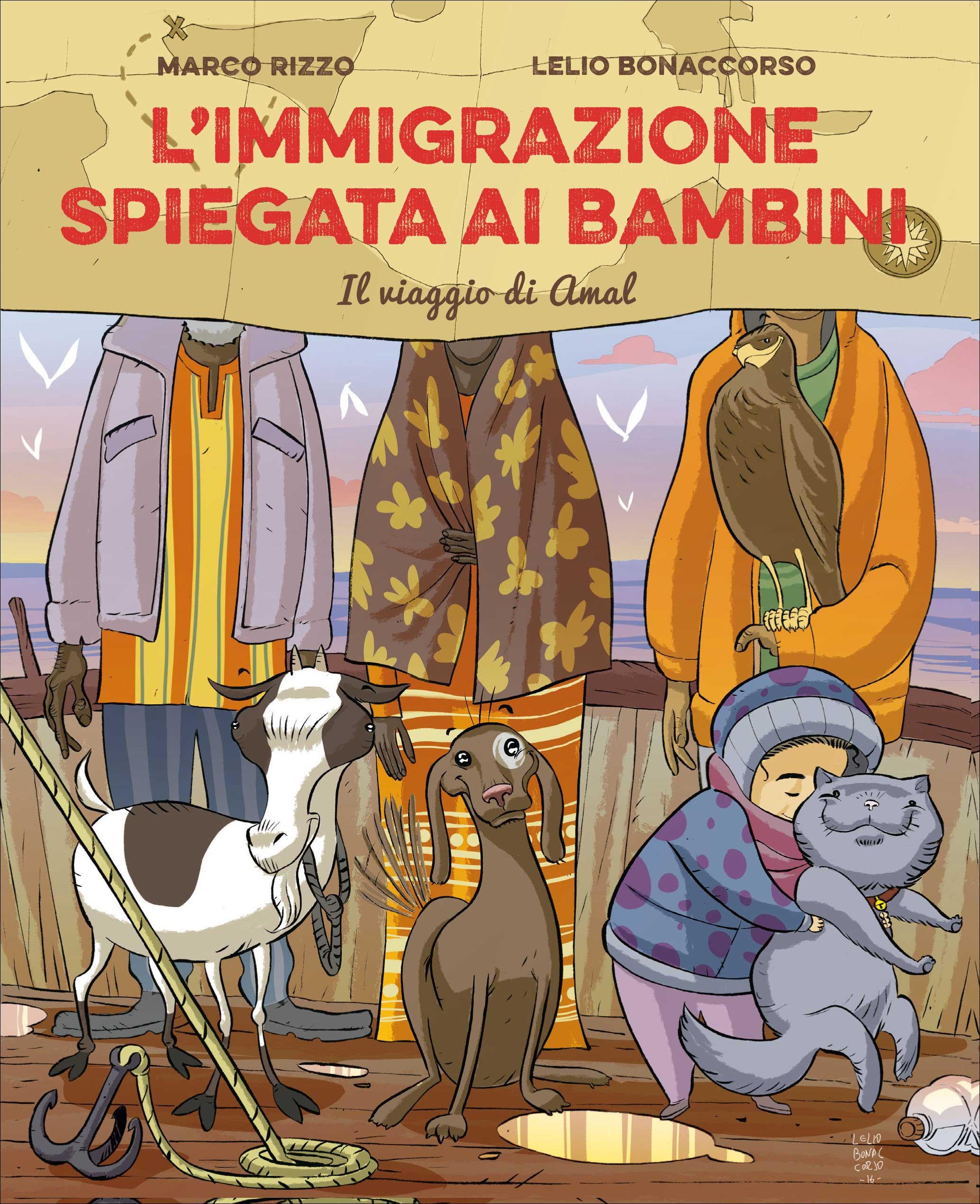 L'immigrazione spieg...