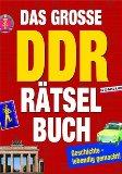Das große DDR Rätselbuch.
