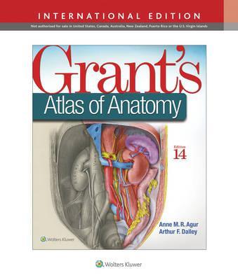 Grant's Atlas of Anatomy (International Edition)