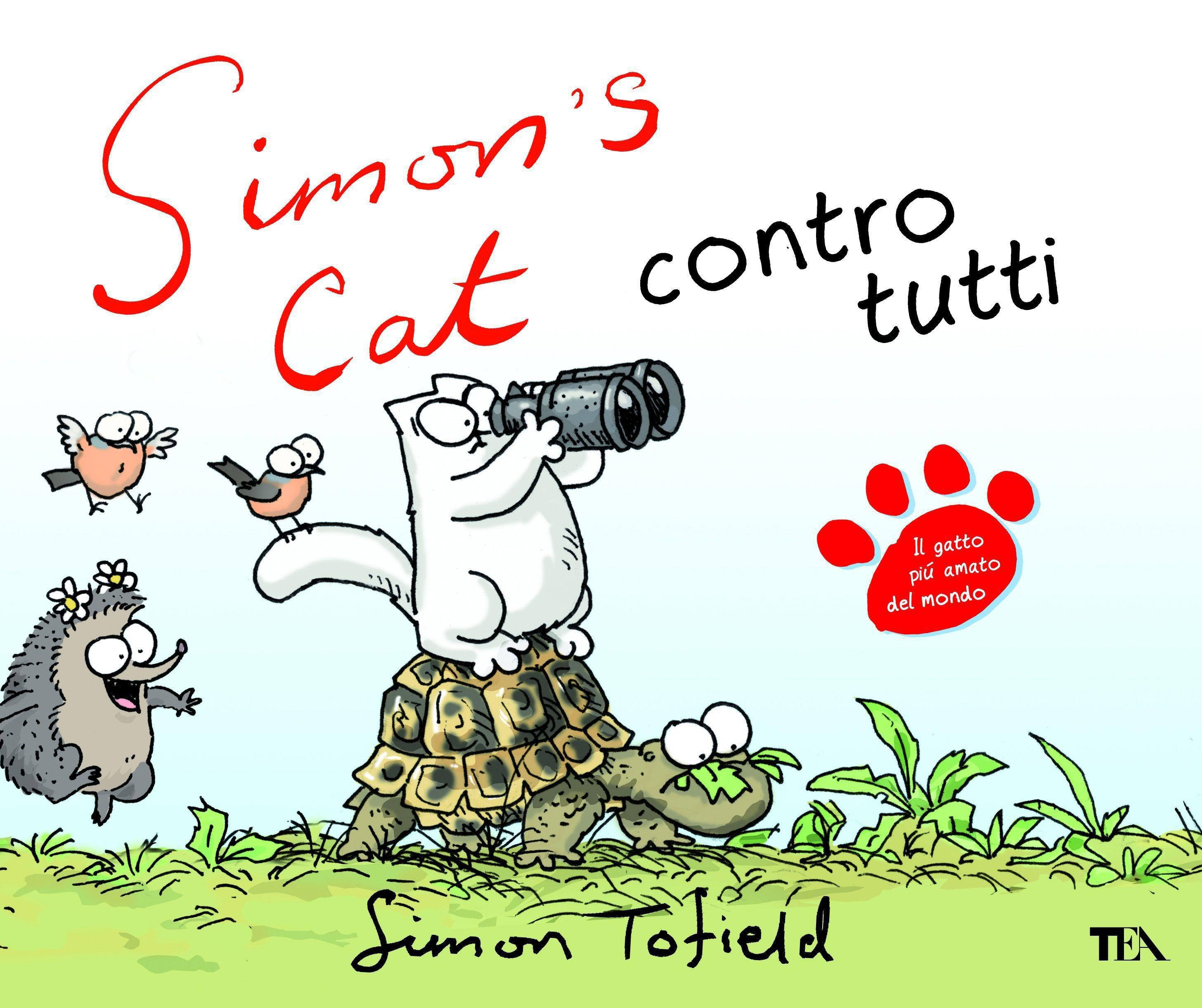 Simon's Cat contro t...