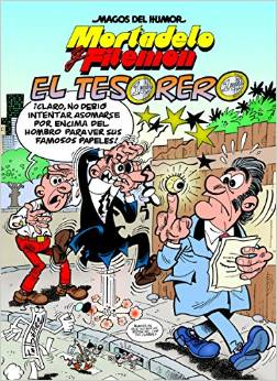 Mortadelo y Filemón: El tesorero