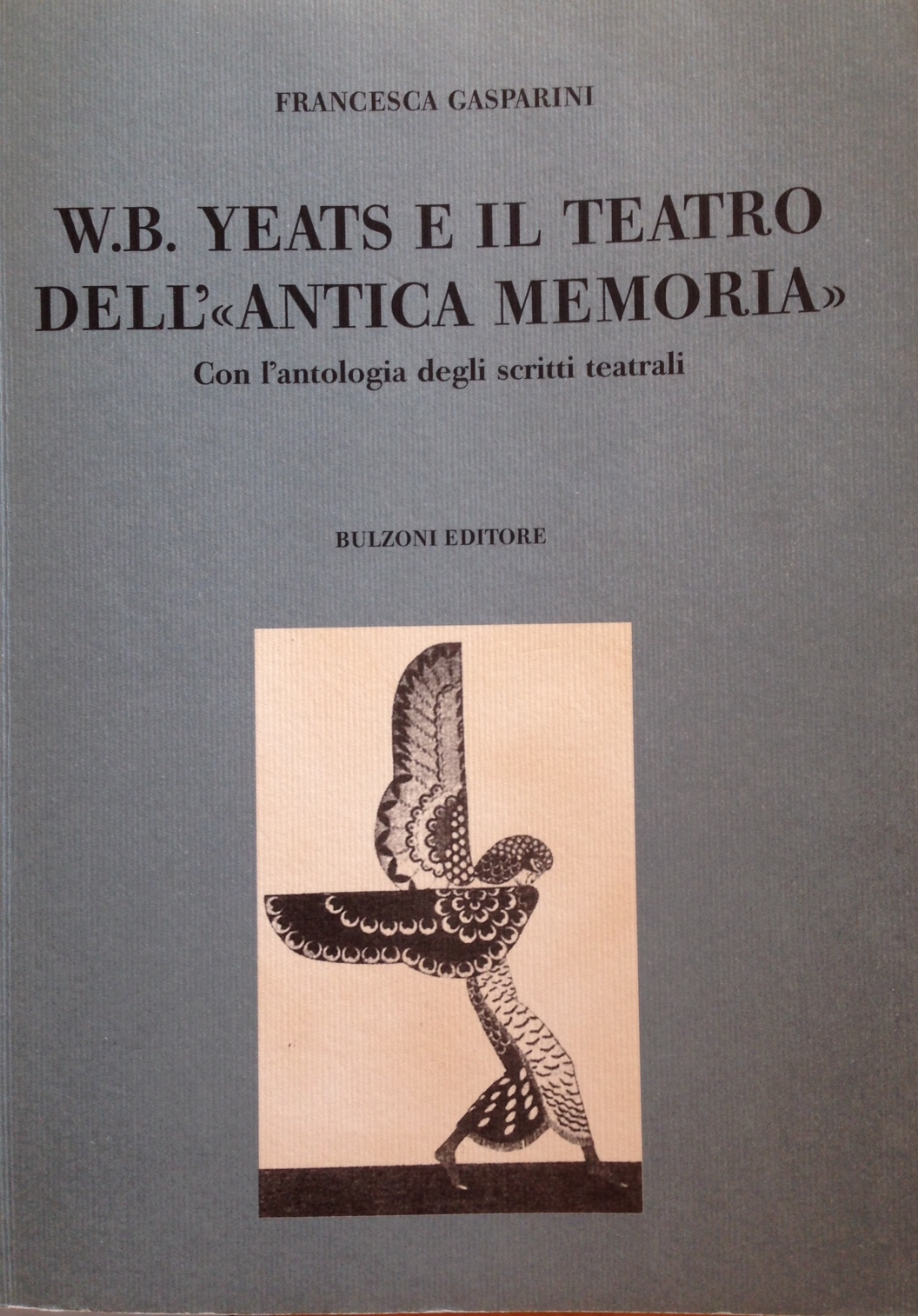 W.B. Yeats e il teatro dell'antica memoria