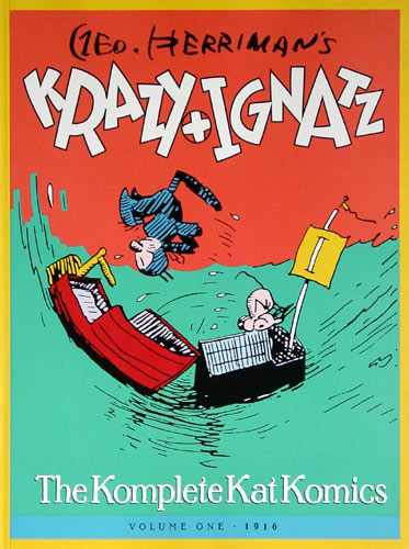 Krazy and Ignatz - V...