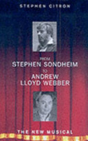 Sondheim And Lloyd Webber