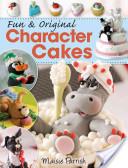 Fun and Original Character Cakes