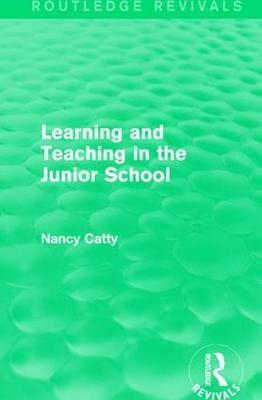 Learning and Teaching in the Junior School (1941)