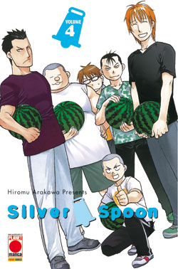Silver Spoon vol. 4