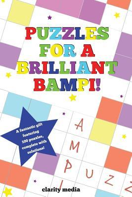 Puzzles for a Brilliant Bampi