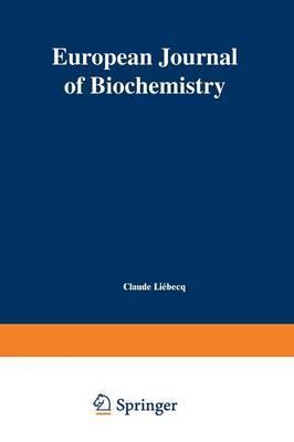 European Journal of Biochemistry