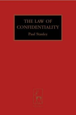 The Law of Confidentiality