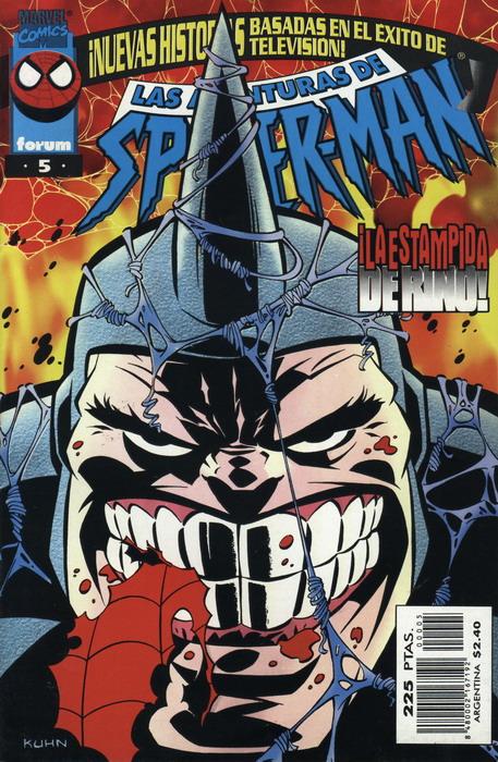 Las aventuras de Spider-Man Vol.1 #5 (de 12)
