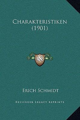 Charakteristiken (1901)