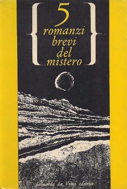 5 romanzi brevi del mistero