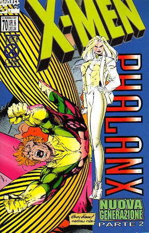 Gli Incredibili X-Men n. 070