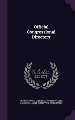 Official Congressional Directory