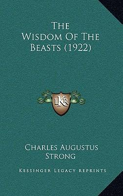 The Wisdom of the Beasts (1922)
