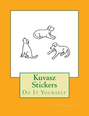 Kuvasz Stickers