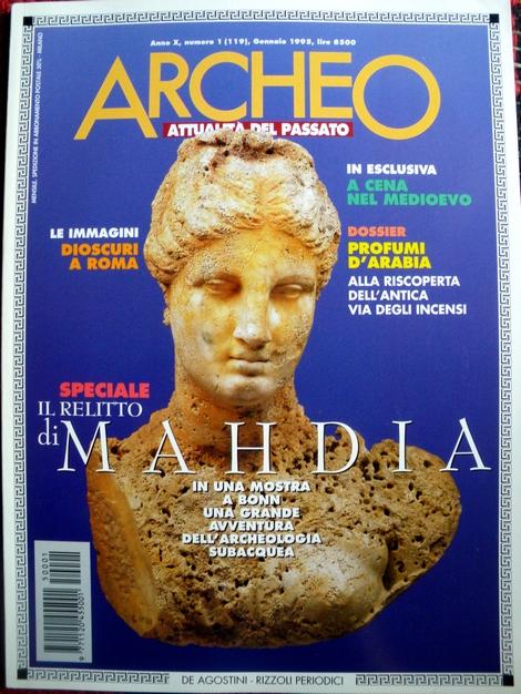 Archeo attualità del passato n. 119