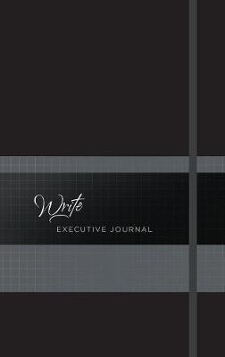 Write Journal Executive Onyx
