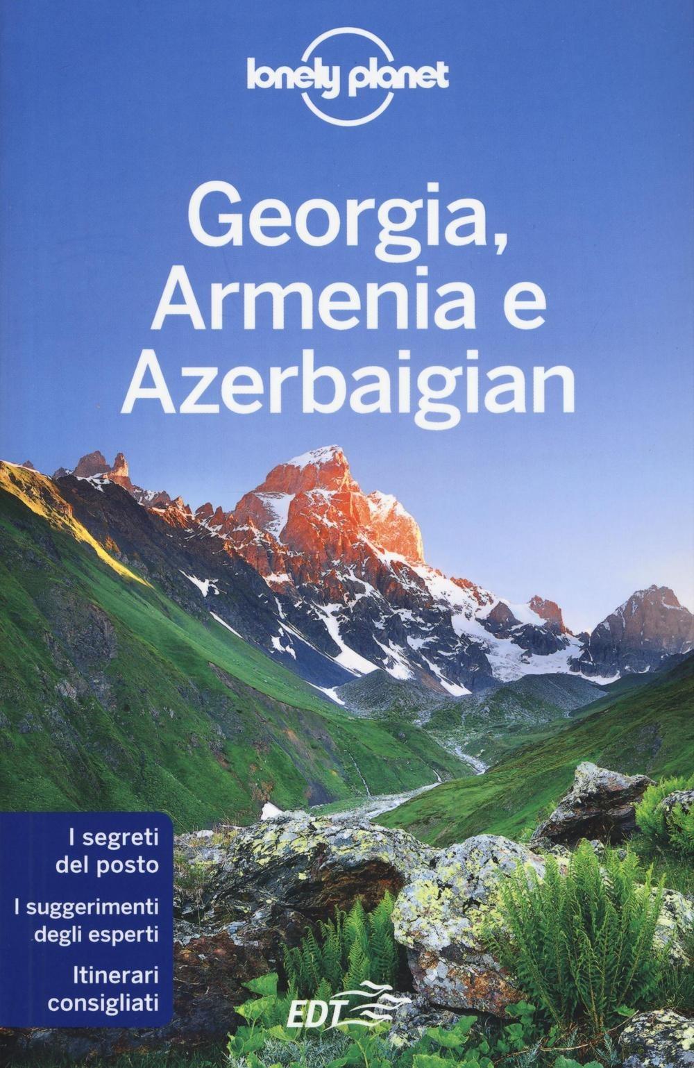 Georgia, Armenia e A...