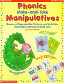 Phonics Make-And-Take Manipulatives