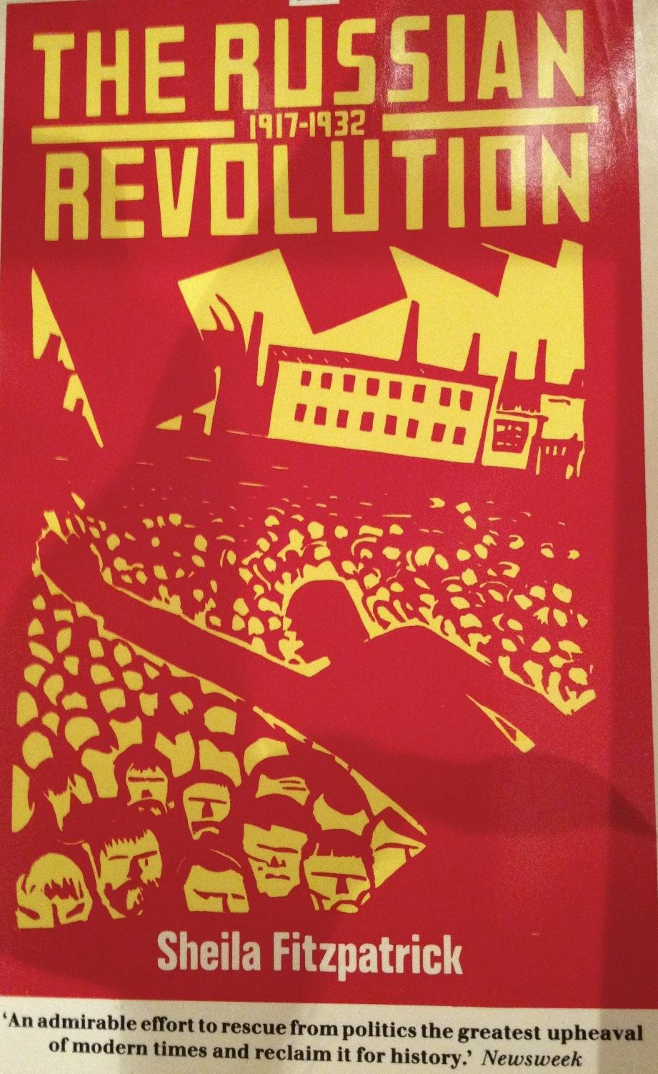 The Russian Revolution, 1917-32