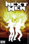 John Byrne's Next Men Vol.2 #9 (39)