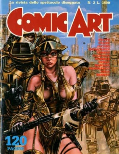 Comic Art n. 2