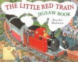 The Little Red Train Jigsaw Book