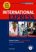 International Express: Student Pack (Student's Book, Pocket Book and DVD) Pre-intermediate level