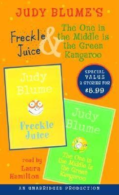 Freckle Juice & the One in the Middle Is the Green Kangaroo