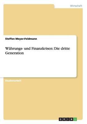 Währungs- und Finanzkrisen