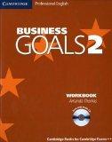 Business Goals 2. Workbook with CD