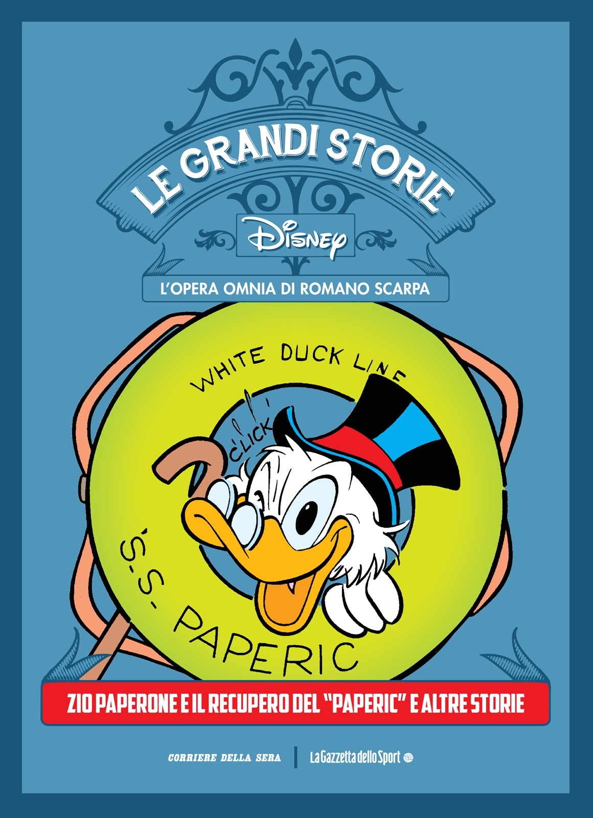 Le grandi storie Disney - L'opera omnia di Romano Scarpa vol. 41
