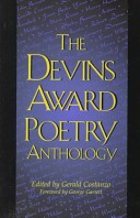 The Devins Award Poetry anthology
