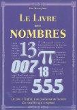 Le livre des nombres
