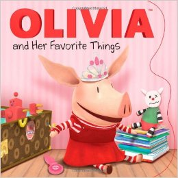 Olivia and Her Favor...