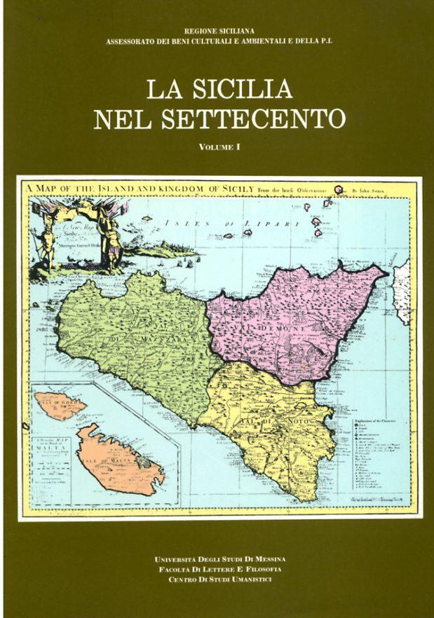 La Sicilia nel Settecento - Vol. I