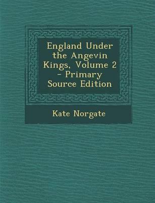 England Under the An...