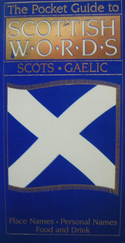 Pocket Guide to Scottish Words