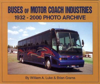 Buses of Motorcoach Industries