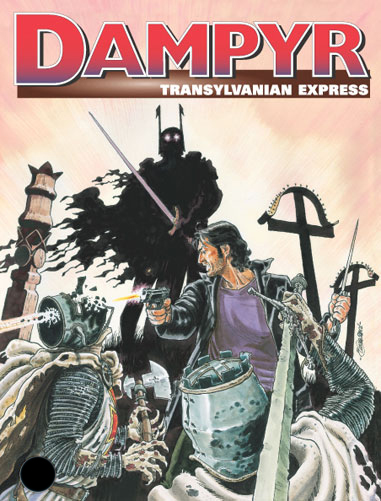 Dampyr vol. 21
