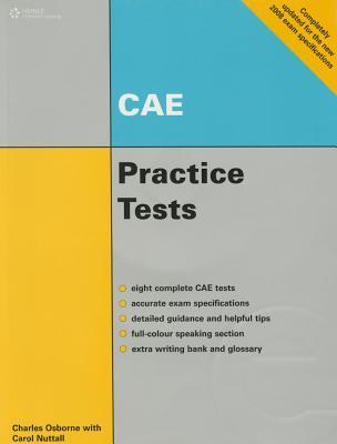 CAE practice test. Con espansione online. Con CD Audio. Per le Scuole superiori